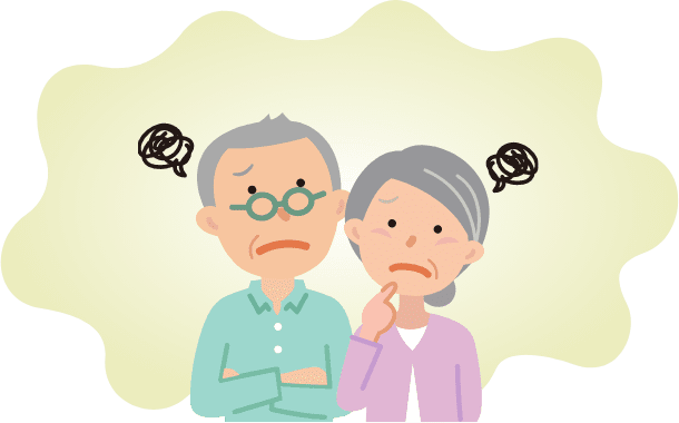 高齢者によくある、歯に関するお悩み